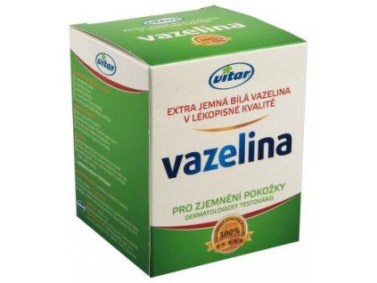 Vitar Vazelina extra jemná bílá 110g