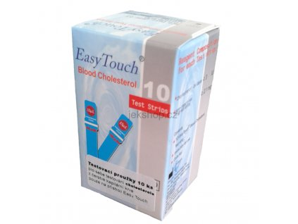 vyr 2029EasyTouch prouzky cholesterol