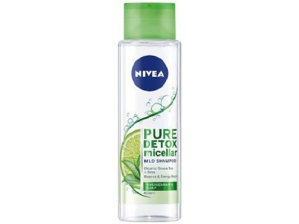 NIVEA detoxikační micelární šampon 400ml