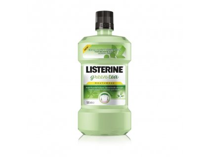 Listerine Green Tea ústní voda 500 ml