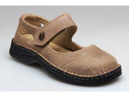 damska obuv n 224 8 43 svetle hneda 14325487