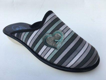 10541 1 sante lx 324 damska domaci obuv bezova mix