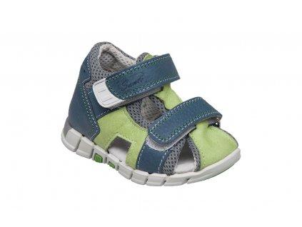 zdravotni obuv detska n 810 401 s89 s90 zelena 1457101320190428210739