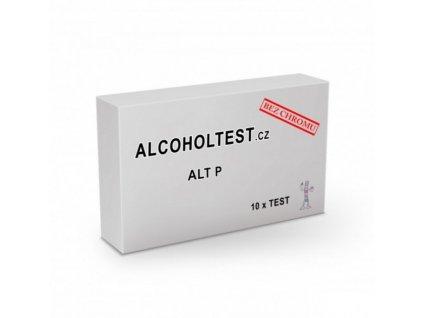 Detekční trubičky alkohol test/10ks 102010