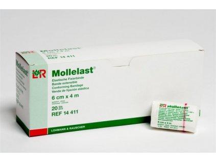 Mollelast - obinadlo elasti. fix. 4cmx4m/20ks 14410 ( jednotl.balené )