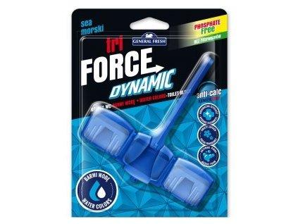 WC závěsný osvěžovač GF Tri-force Dynamic moře