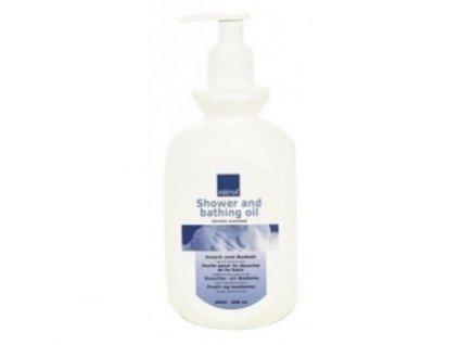 Abena sprch. a koup. olej k péči o vlasy i tělo 500ml 6663