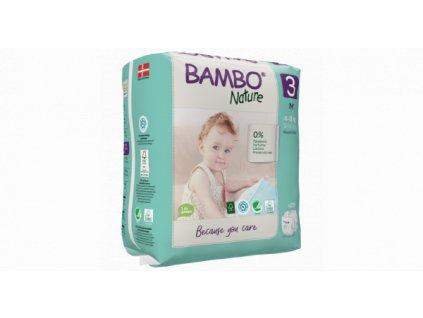 Bambo Nature 3, 4-8kg 28ks 1000019253