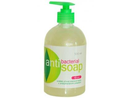 VIVACO Mýdlo Antibakteriální sTea tree 500ml /pumpička/ 31012