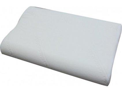 Polštář CERVI+ s tvar. pamětí 50cmx32cm (10,5/8cm) (Thu)