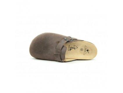 pantofle trento hnede 2002 t 22