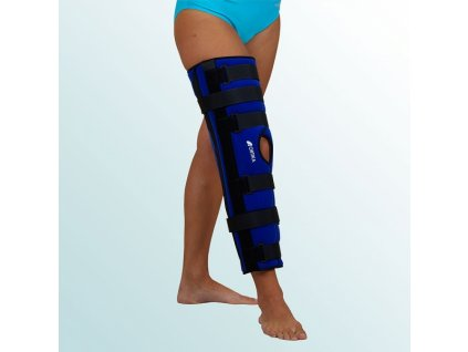 Ortéza kolenního kloubu pevná přímá OR 3A