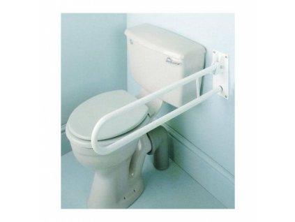 Madlo na wc sklopné 506 A