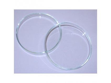 Petriho miska průměr 20cm, výška 3cm