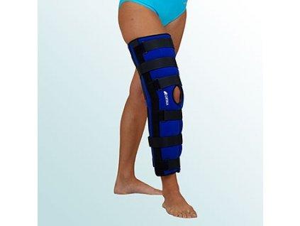 Ortéza kolenního kloubu pevná s flexí 20 stupňů OR3B