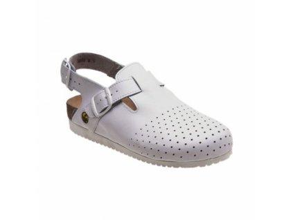 Sandál s plnou špicí - 1398/81