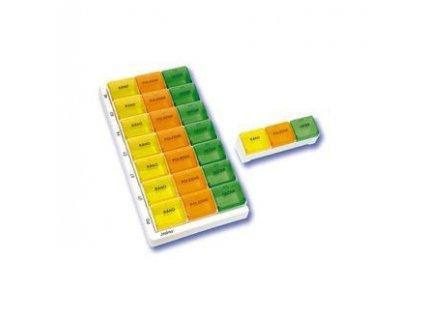 Lékovka týden barevná Obzor typ 03