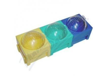 Lékovka denní barevná Lekos Cz