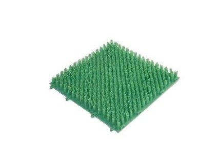 Masážní trávník 22x22cm