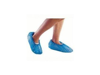 Návlek na obuv plastový pár