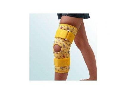 Ortéza kolenního kloubu návleková s výztuhou OR33