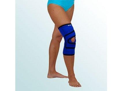Ortéza kolenního kloubu návleková se stabilizací pately OR36