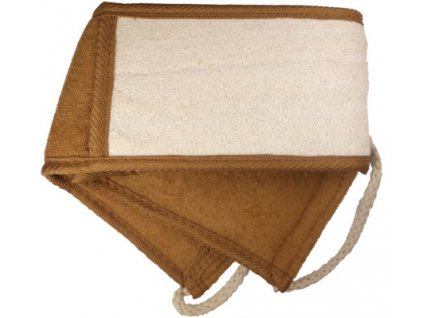 MAGNUM/154-přír.houba lufa,pás a bavlna do koupelny