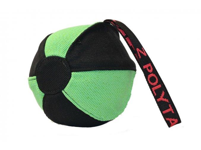 Lopta ring veľká zelená