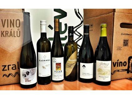 Výběr krále vín a vína králů  Doprava zdarma