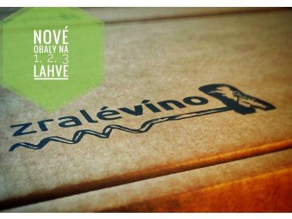 Dárkový karton  ZraléVíno