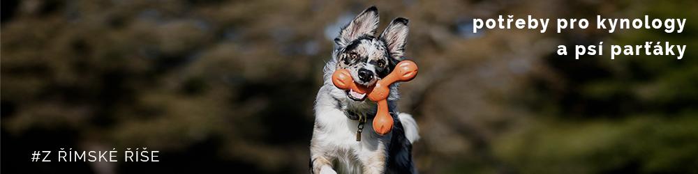 potřeby pro kynology a psí parťáky