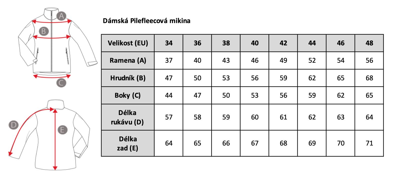 dámská_pilefleecová_mikina