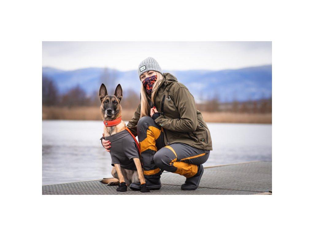 Kalhoty Active Pants zkrácené (dámské) NOVÉ (Barva Černá, Velikost 48)