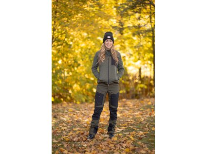 Wildlife mikina (dámská) (Barva Antrazitová, Velikost 48)
