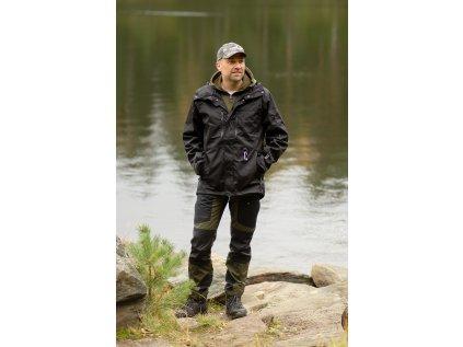 Kalhoty Active Pants prodloužené (pánské) NOVÉ (Barva Černá, Velikost 60)