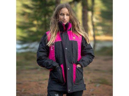 Zimní bunda Original (univerzální) (Barva Černá, Velikost XS)