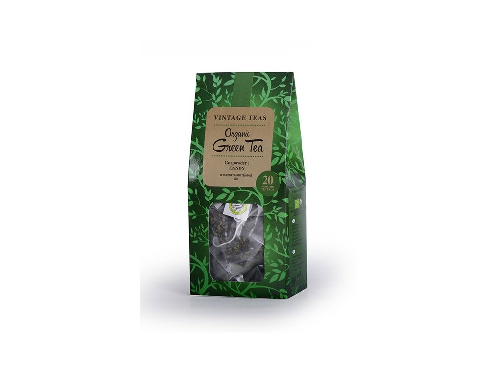 vyr 622 bio green tea