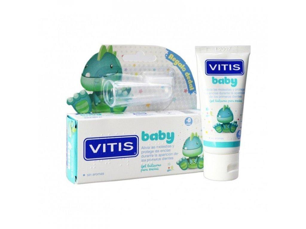 vyrn 3243234 thickbox default Vitis Baby Gel Balsamo Encias 30ml