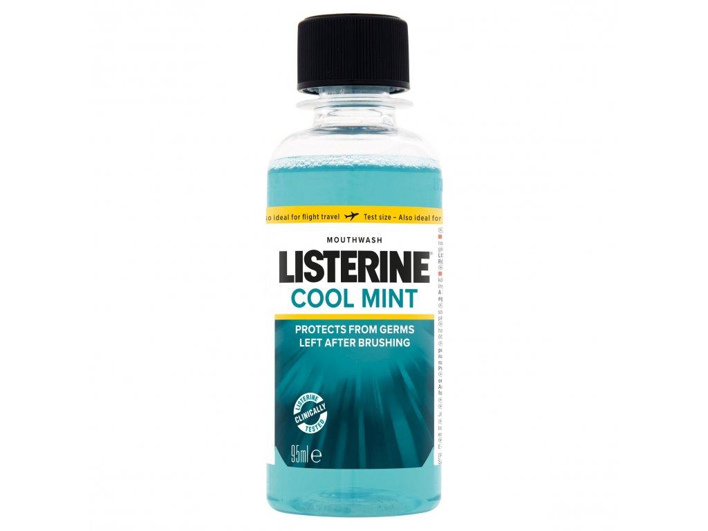 Listerine Cool Mint ústní voda 95 ml
