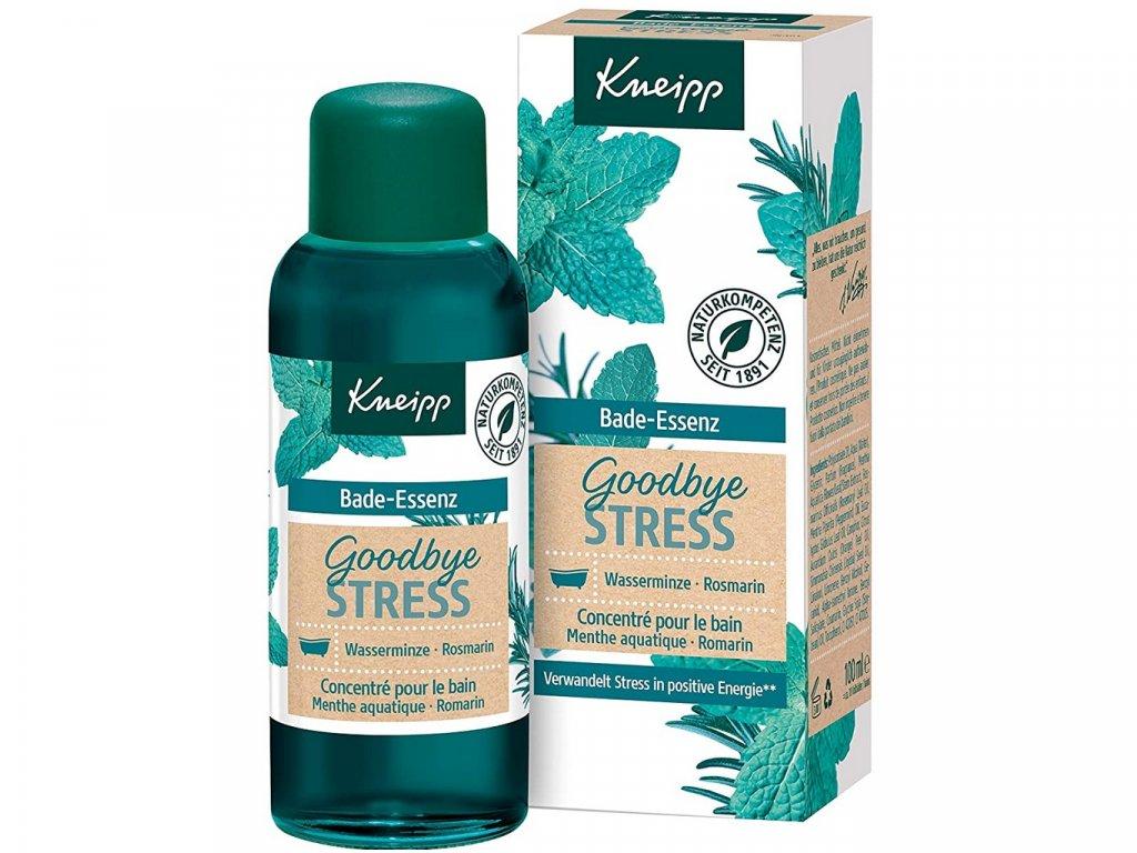 Kneipp olej do koupele Goodbye Stress 100 ml