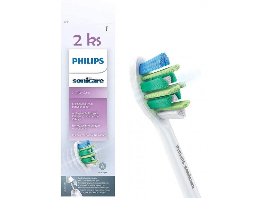 Philips Sonicare InterCare Standard hlavice 2ks HX9002/10