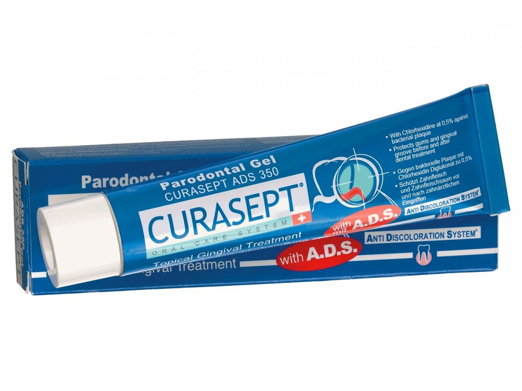 Curaprox ADS 350 parodontální gel 30ml