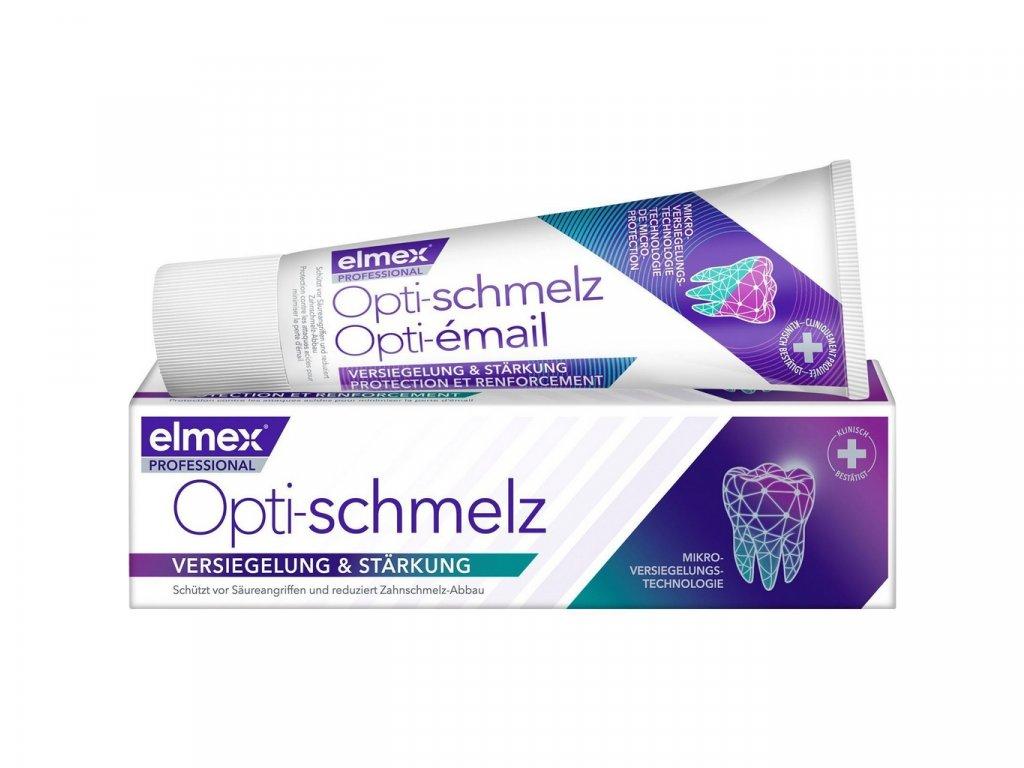 Elmex Enamel protection professional zubní pasta 7