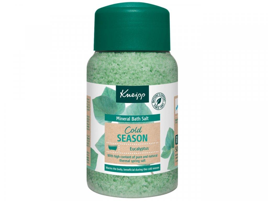 KNEIPP Sůl do koupele 500 g  (Eukalyptus)