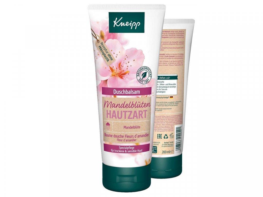 Kneipp Sprchový balzám Mandlové květy 200 ml