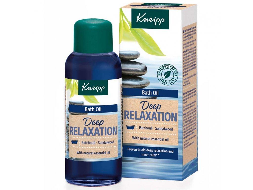 KNEIPP® Olej do koupele Klidná mysl 100 ml
