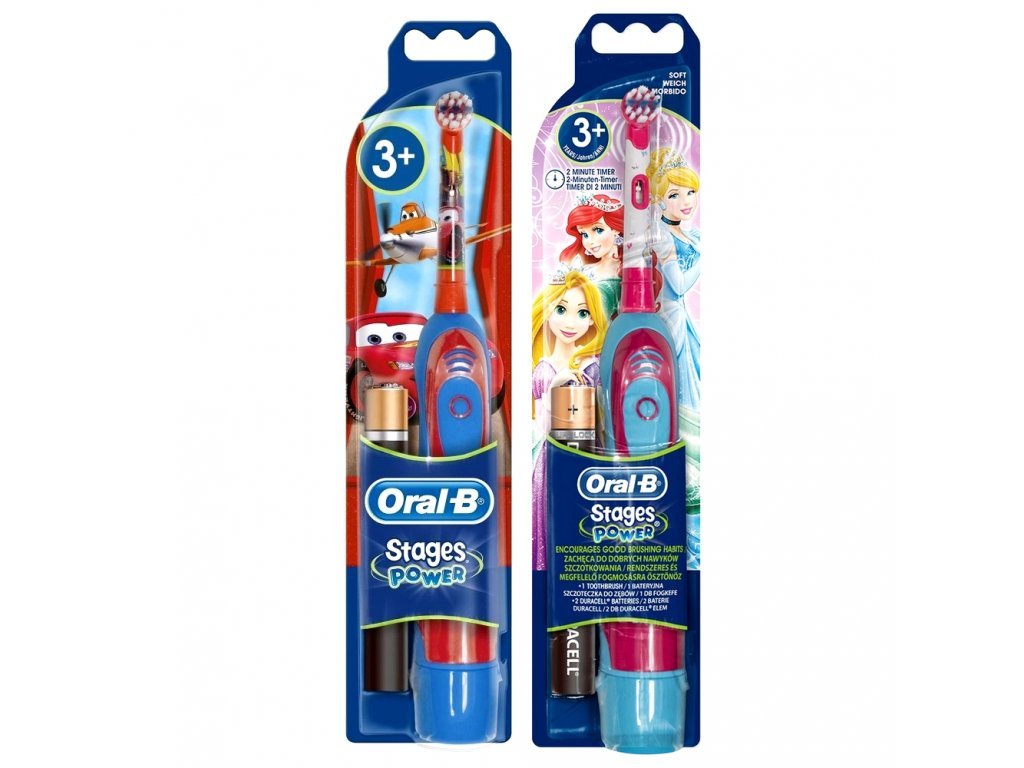 Oral-B D2 Stages Power dětský DB4.510K