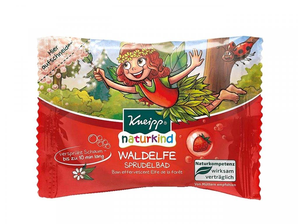 Kneipp Naturkind perlivá tableta Lesní víla 80g