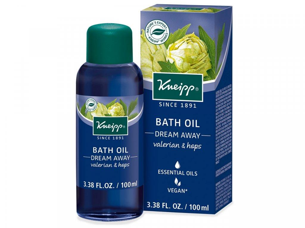KNEIPP® Olej do koupele Dobrá noc 100 ml