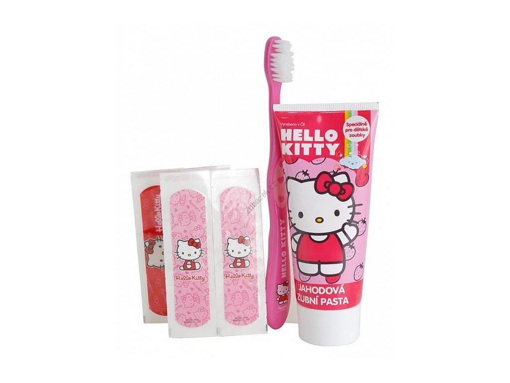 Hello Kitty dentální sada